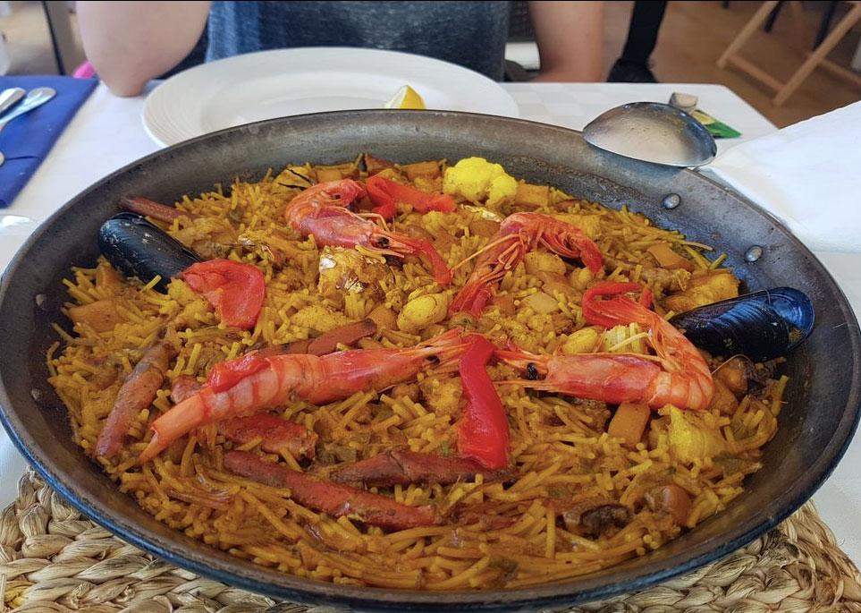 Restaurante Can Rafalet en Formentera