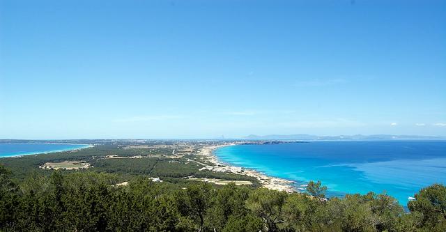 Restaurante El Mirador en Formentera, una de las 10 cosas gratis para hacer en Formentera