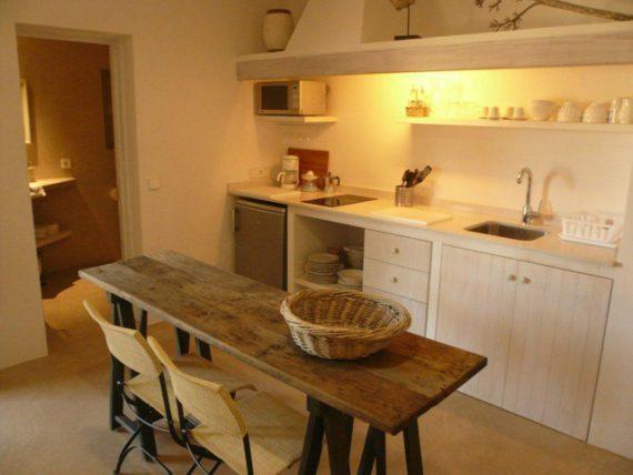 Talaya Formentera - Cocina