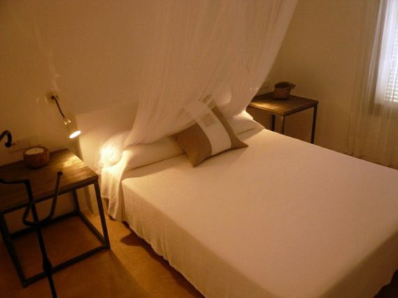 Talaya Formentera - Dormitorio