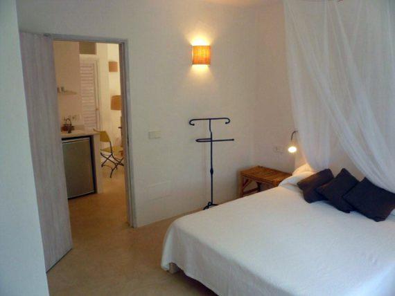 Talaya Formentera - Habitación