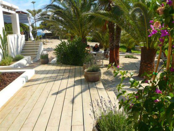 Talaya Formentera - Jardines