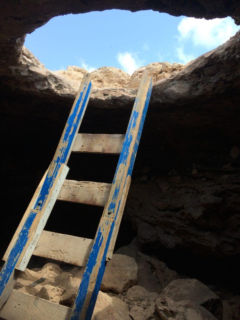 Cueva Foradada en Es Cap de Barbaria
