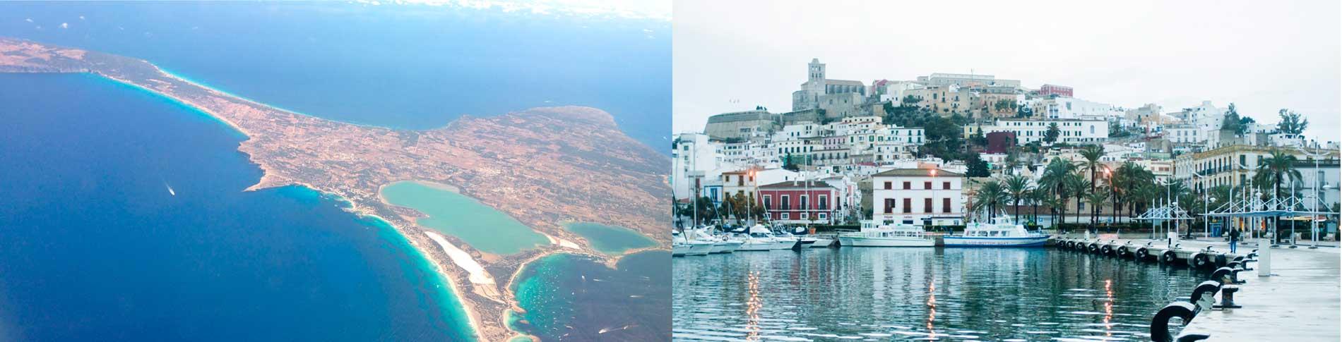 Come arrivare a Formentera