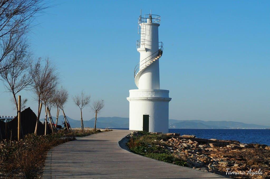 Faro de la Savina en Formentera