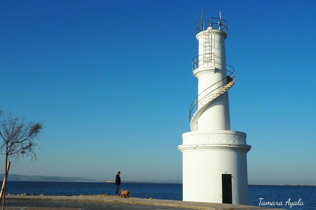 Faro de la Savina. Formentera