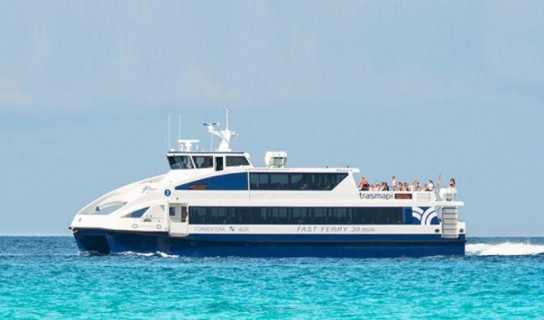 Flota Es Palmador. Ferry Ibiza a Formentera