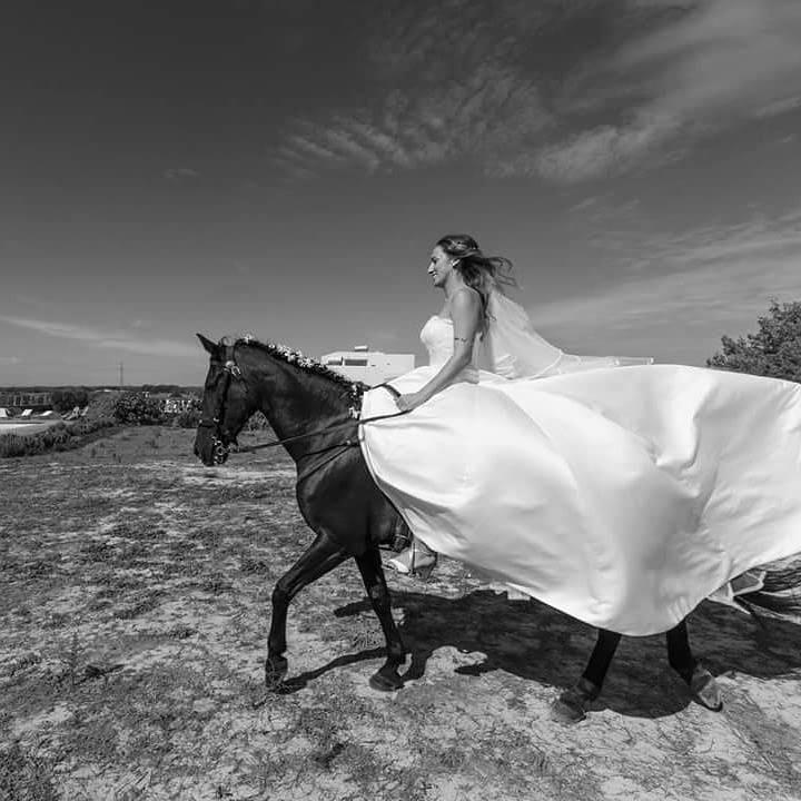 Rutas a caballo para bodas en Formentera