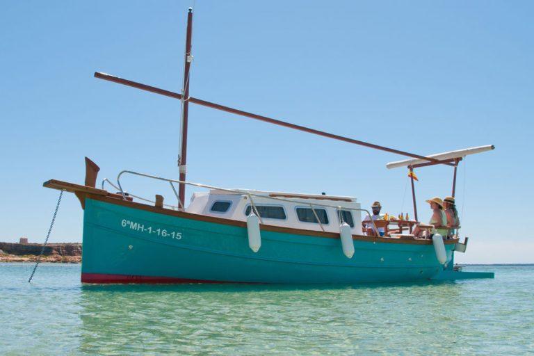 Alquiler de Barcos en Formentera