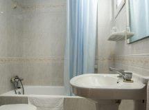Apartamentos María Vacaciones Formentera, baño