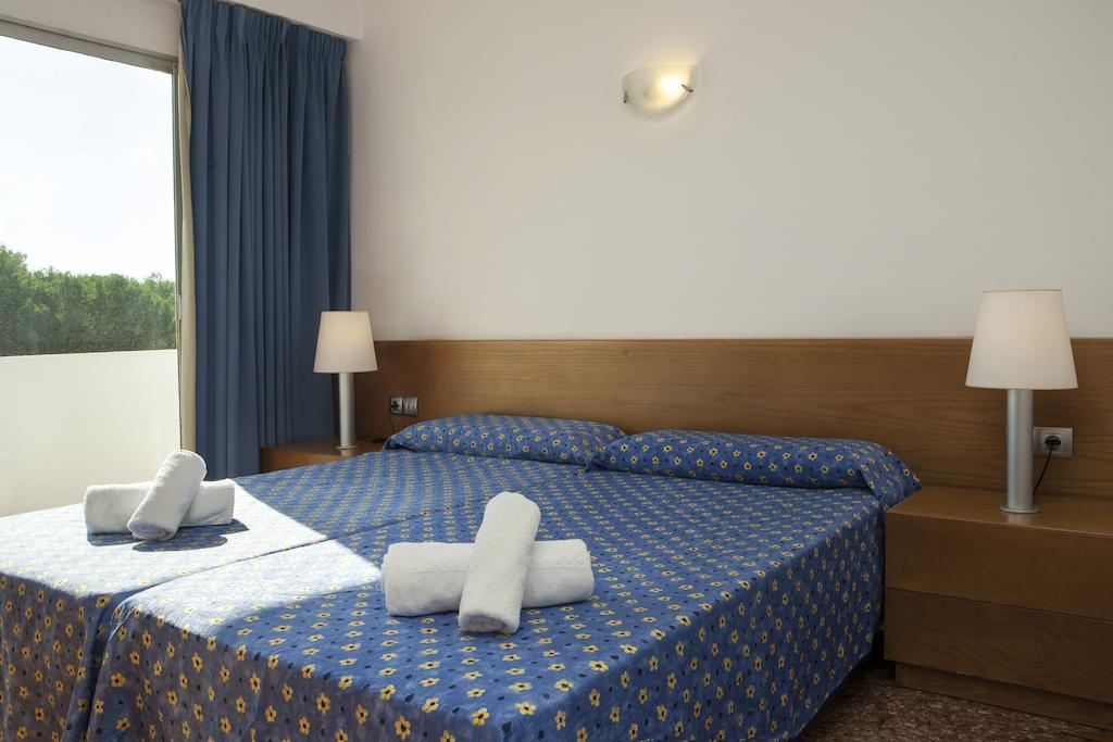 Apartamentos María Vacaciones Formentera, cama doble