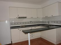 Apartamentos María Vacaciones Formentera, cocina