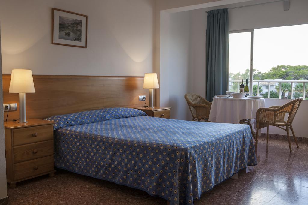 Apartamentos María Vacaciones Formentera, dormitorio