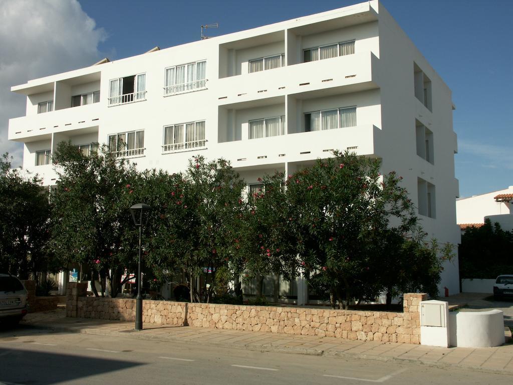 Apartamentos María Vacaciones Formentera, fachada
