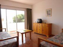 Apartamentos María Vacaciones Formentera, salón