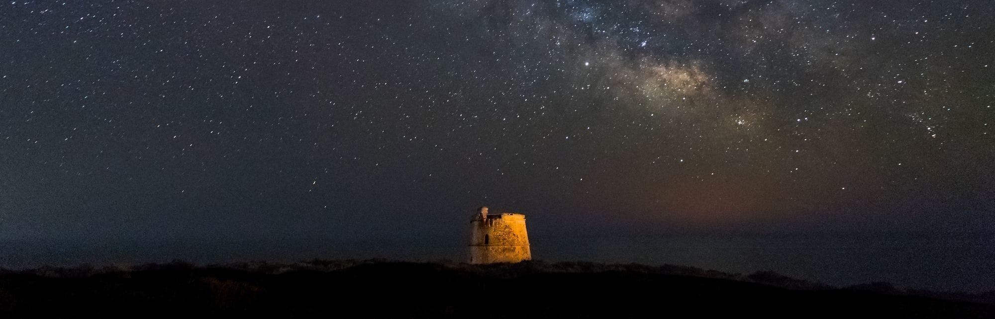 Camping en Formentera, ¿se puede?
