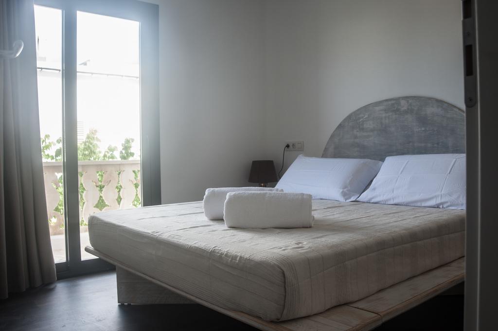 Habitación en Hostal Bon Sol Formentera