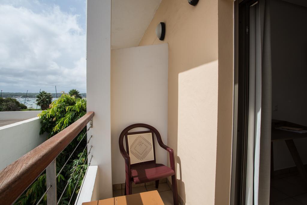 Terraza en Hotel Bahía Formentera