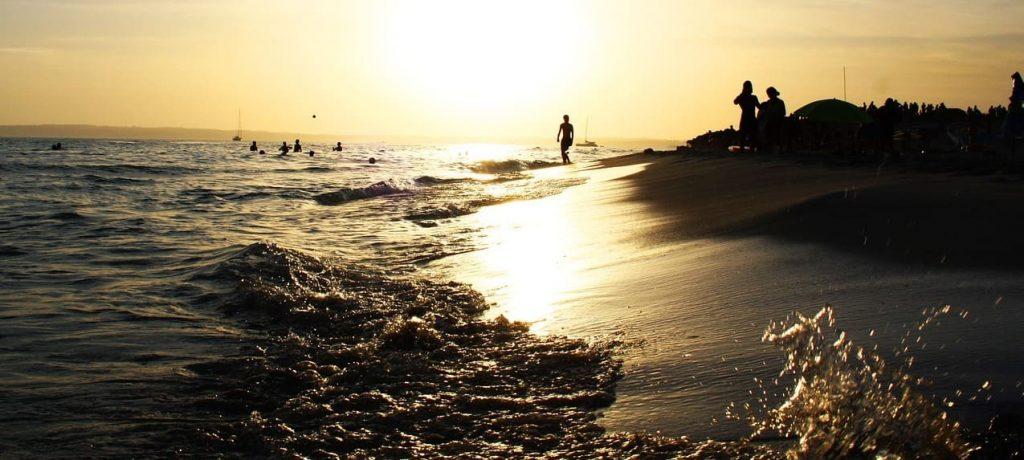No se puede hacer camping en Formentera