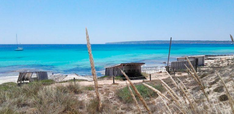 Es Codol Foradat, Formentera