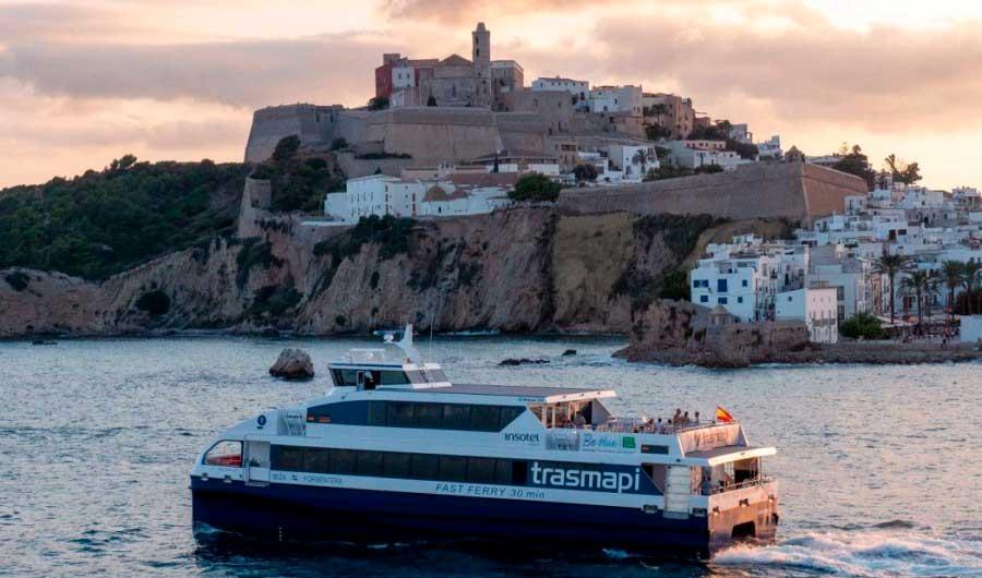 Viajar a Formentera con niños