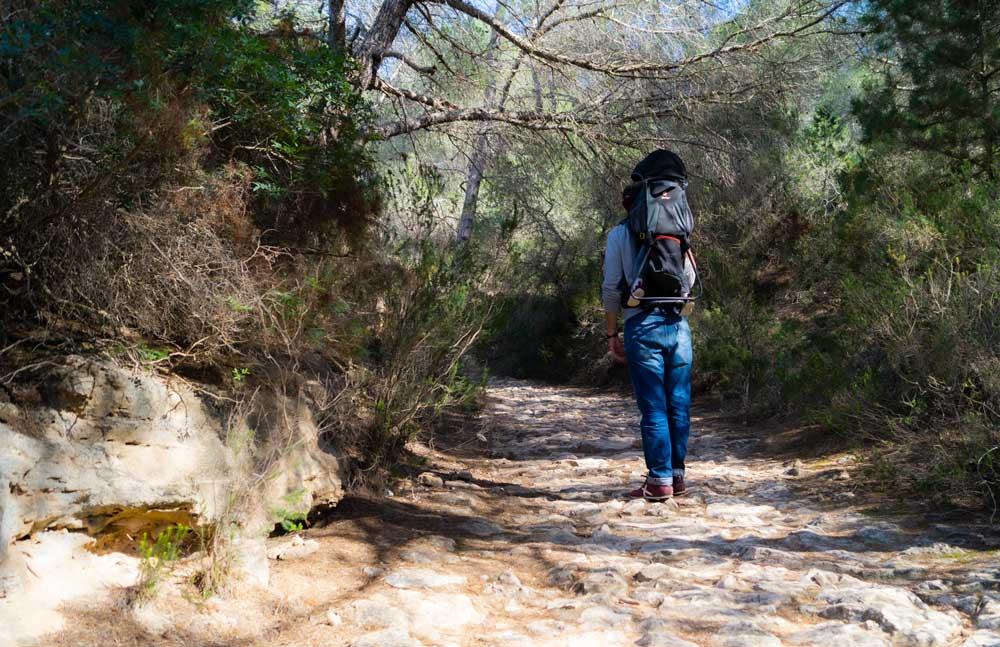 Camino Romano Formentera
