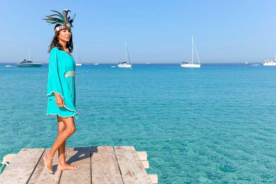 Pampita Formentera, Moda Es Pujols