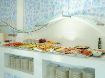Blanco Hotel Formentera, buffet