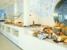Blanco Hotel Formentera, comedor