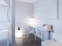 Blanco Hotel Formentera, habitación