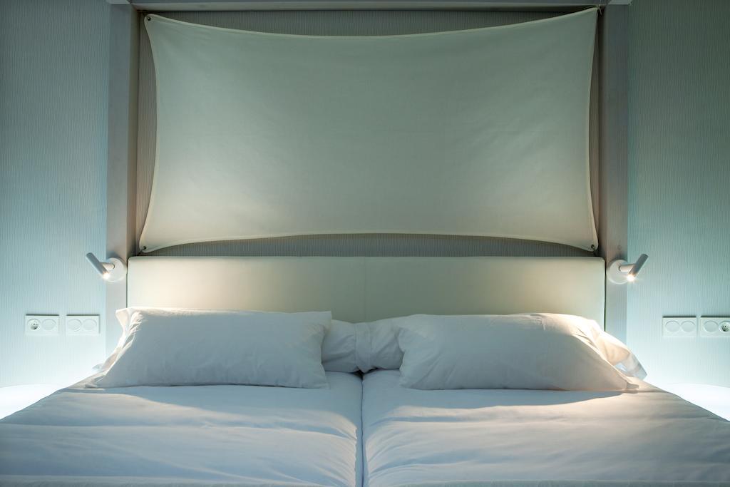 Blanco Hotel Formentera, habitación estandar