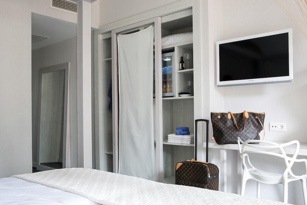Blanco Hotel Formentera, habitaciones