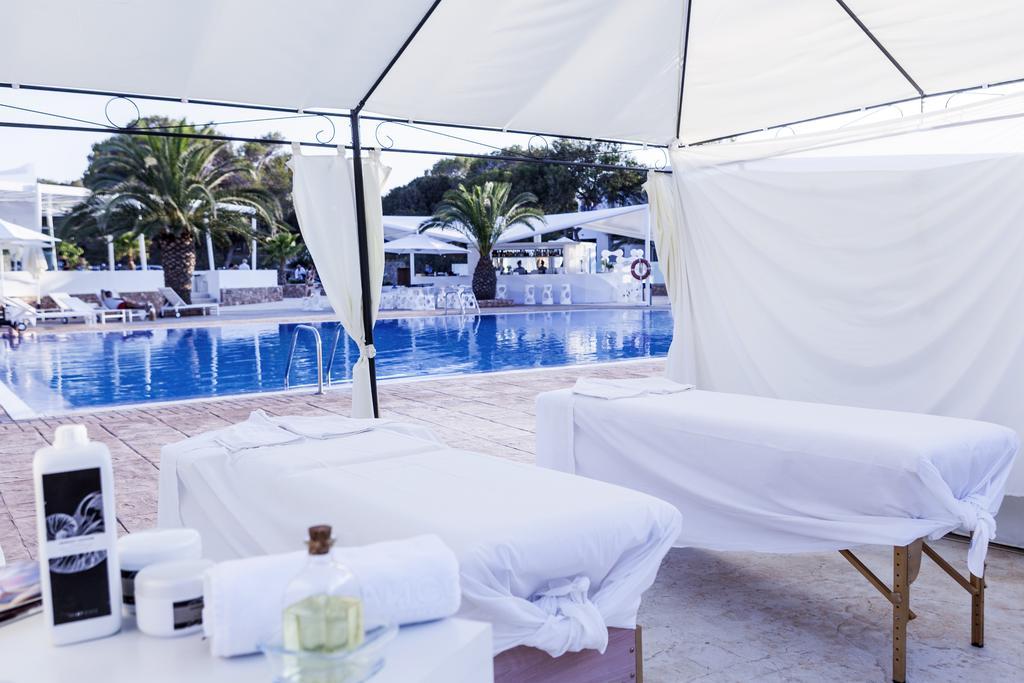 Blanco Hotel Formentera, relax