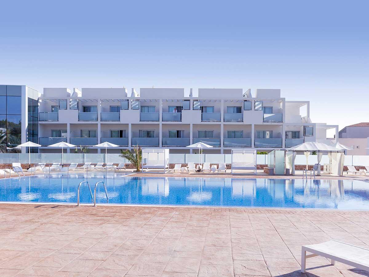 Blanco Hotel Formentera, piscina