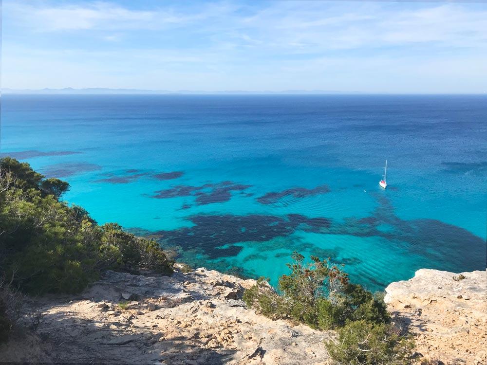 Camí de sa Pujada, Formentera