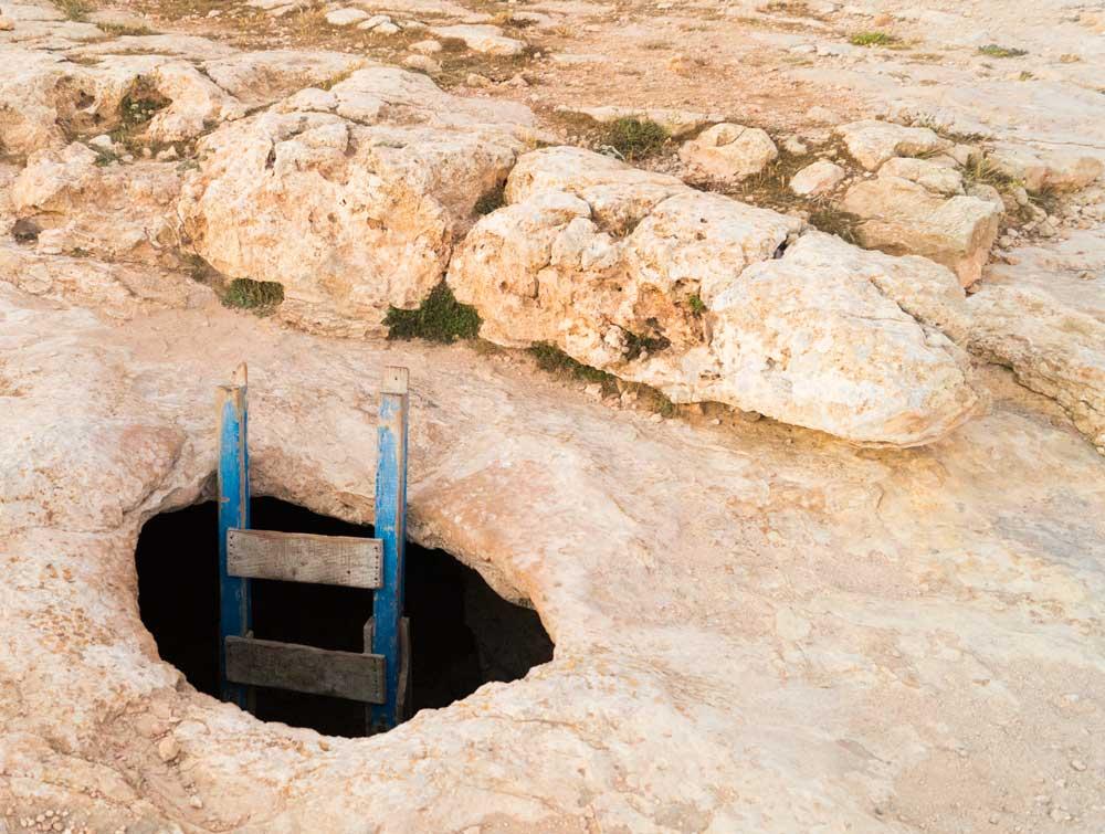 Cueva Foradada, Formentera