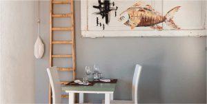 Decoración, Café del Lago