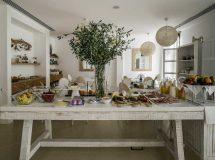 Hotel Es Mares, Formentera, buffet