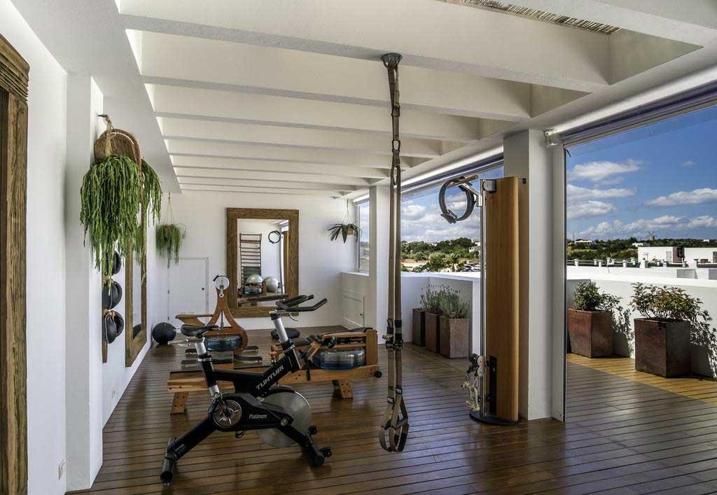 Hotel Es Mares, Formentera, instalaciones