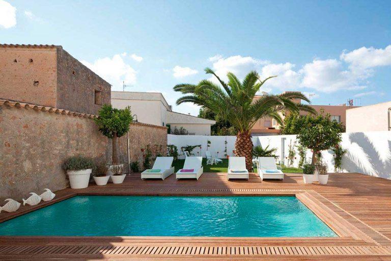 Hotel Es Mares, Formentera, piscina