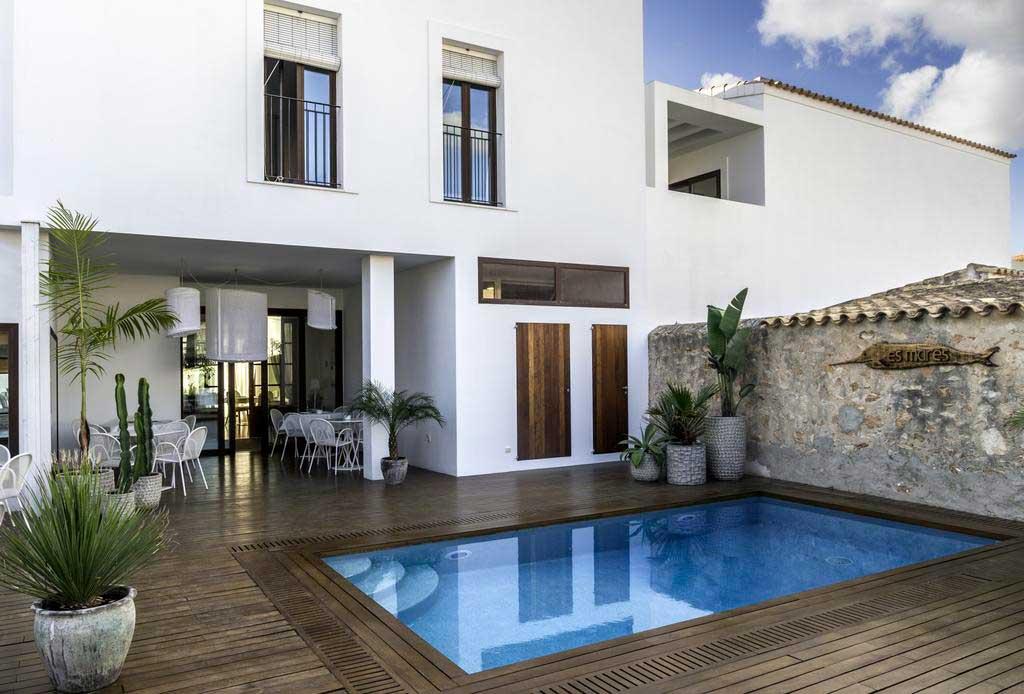 Hotel Es Mares, Formentera, exterior