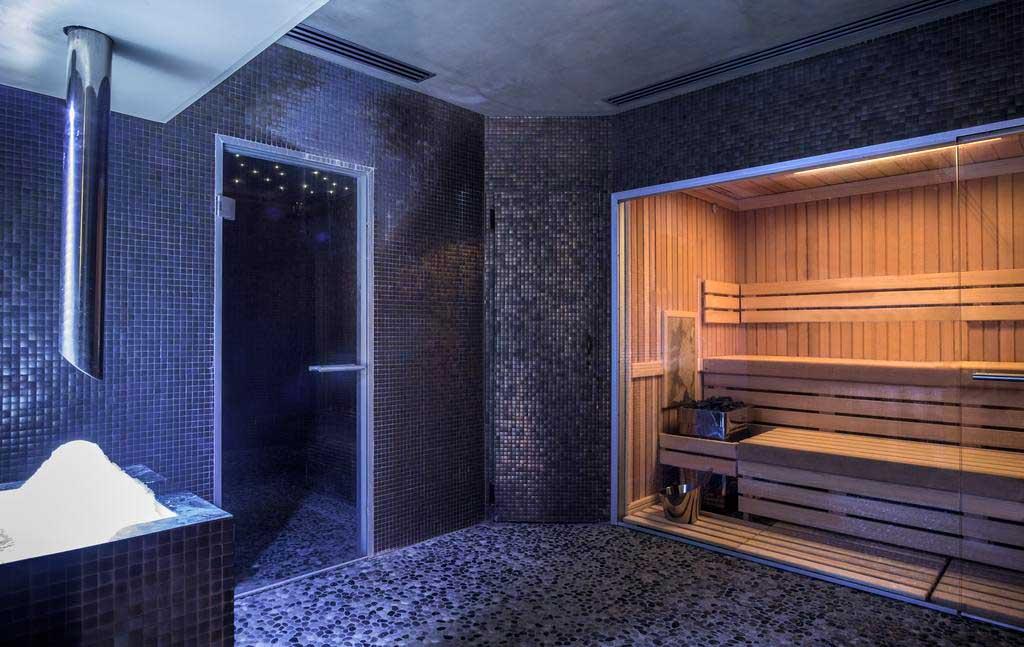 Hotel Es Mares, Spa