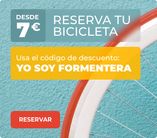 Alquiler de bicicletas en Formentera