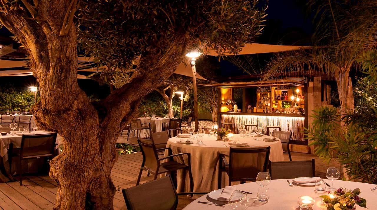 Es Mal Pas Formentera, terraza