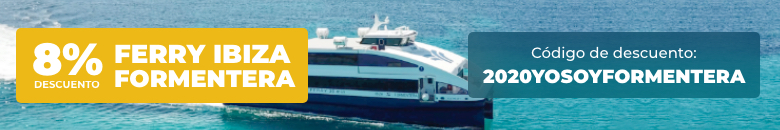 Ferry Ibiza a Formentera
