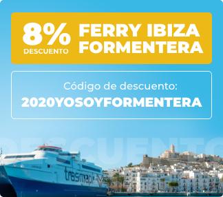 Traghetto Ibiza Formentera