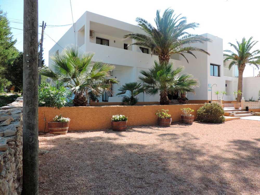 Hotel Lago Dorado en Formentera