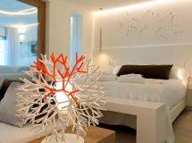 Cala Saona, habitación con vistas y acceso a spa