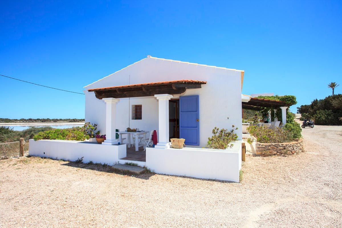 Can Armat, casa rural cerca de Ses Illetes