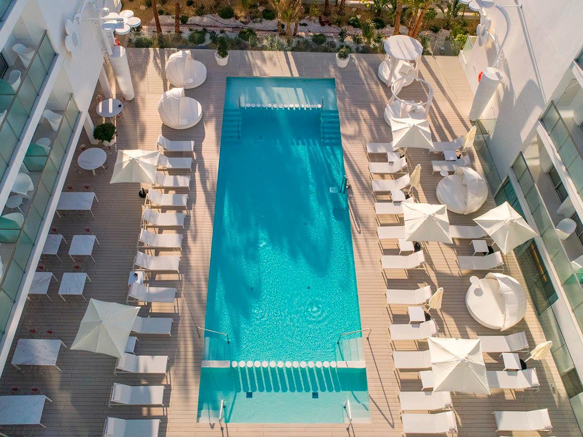 Hoteles en Formentera de 5 estrellas
